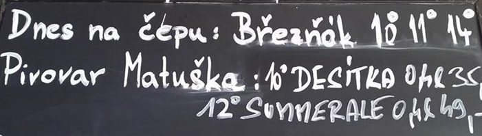 Kovadlina U lázní 18.08.2017