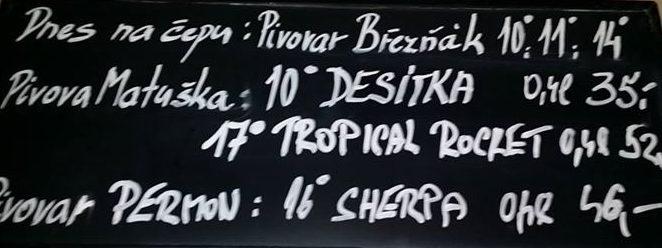 Kovadlina U lázní 30.11.2017