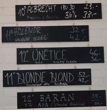 Pivnice Dobré pivo 10.06.2018