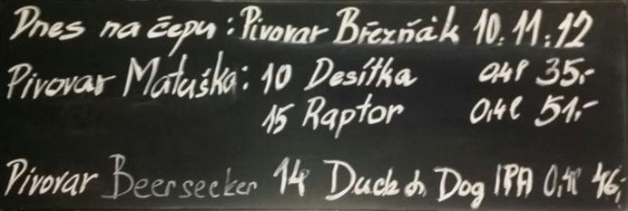 Kovadlina U lázní 09.07.2018