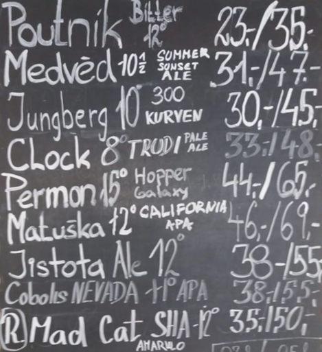 Pivní Jistota 18.06.2019